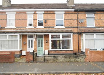 Thumbnail 3 bed terraced house for sale in Richmond Road, Crewe, Cheshire