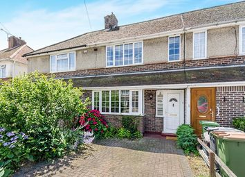 Thumbnail 2 bed terraced house for sale in Cliffe Avenue, Hamble, Southampton