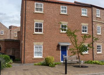 Thumbnail 2 bed flat to rent in 28 Wilkinsons Court, Easingwold, York