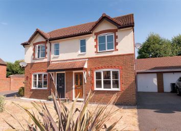 Thumbnail 3 bed semi-detached house for sale in Chatfield Way, East Malling, West Malling