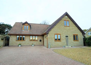 Thumbnail 3 bedroom detached house for sale in Sully Lodge, Bassett Road, Sully