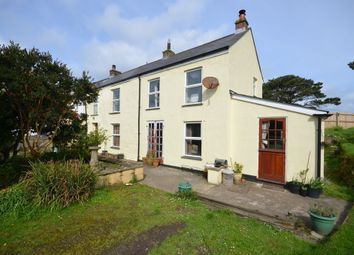 Thumbnail 3 bedroom end terrace house for sale in Penwinnick Road, St. Agnes, Cornwall