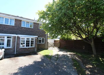 Thumbnail 3 bed semi-detached house for sale in Grange Avenue, Dronfield Woodhouse, Dronfield, Derbyshire