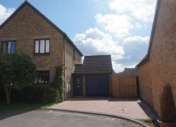 Thumbnail 4 bedroom detached house for sale in Devereux Close, Swindon