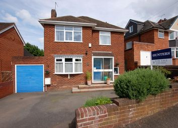 Thumbnail 3 bed detached house for sale in Kingsway, Wollaston