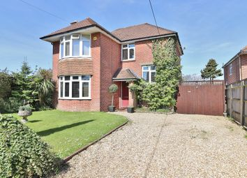 Thumbnail 3 bedroom detached house for sale in Moorgreen Road, West End, Southampton, Hampshire