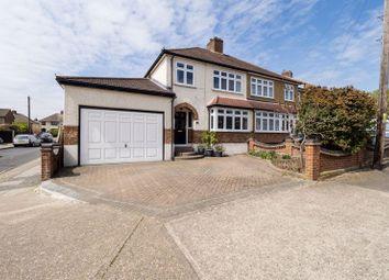 Thumbnail Semi-detached house for sale in Heron Way, Cranham, Upminster