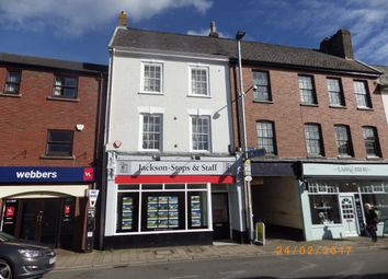 Thumbnail 1 bed flat to rent in Boutport Street, Barnstaple, Devon