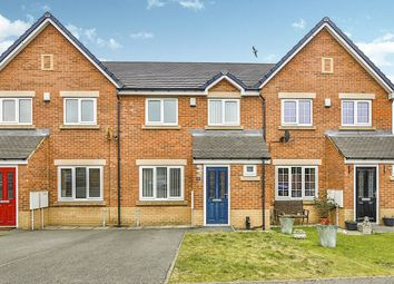 Thumbnail 3 bed terraced house for sale in Manor Court, Stanley
