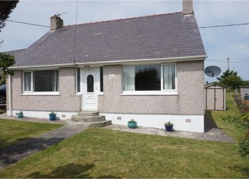Thumbnail 3 bed detached bungalow for sale in Lon Y Bryn, Trearddur Bay