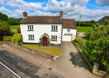 Thumbnail 3 bed detached house for sale in Shraley Brook Road, Audley, Stoke-On-Trent