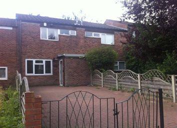 Thumbnail 3 bed terraced house to rent in Mounts Way, Nechells, Birmingham