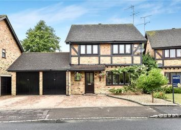 Thumbnail 4 bed detached house for sale in Fakenham Way, Heath Park, Sandhurst