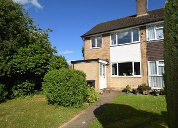 Thumbnail 3 bed end terrace house for sale in Grovebury Close, Dunstable