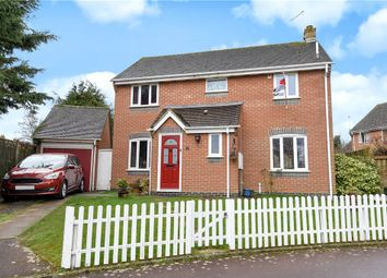 Thumbnail 3 bed detached house for sale in Nether Mead, Okeford Fitzpaine, Blandford Forum