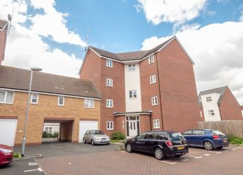 Thumbnail 2 bed flat to rent in Poppleton Close, Spon End, Coventry