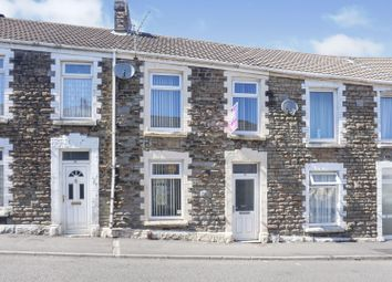 Thumbnail 3 bed terraced house for sale in Plough Road, Swansea