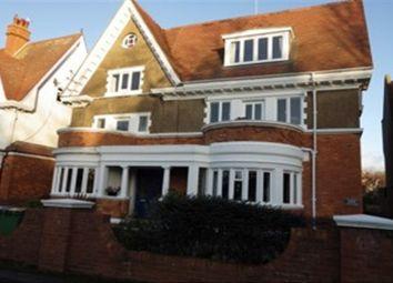Thumbnail 3 bedroom flat to rent in Grimston Gardens, Folkestone