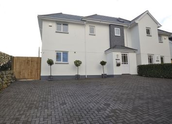 Thumbnail 3 bed semi-detached house for sale in Wheal Venture Road, Carbis Bay, St Ives