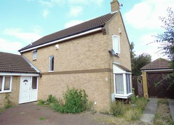 Thumbnail 5 bed detached house for sale in Booker Avenue, Bradwell Common, Milton Keynes