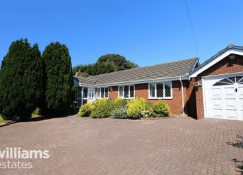 Thumbnail 4 bed bungalow for sale in Lixwm, Holywell
