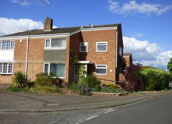 Thumbnail 4 bed semi-detached house for sale in Russell Drive, Ampthill, Bedford, Bedfordshire
