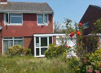 Thumbnail 3 bed semi-detached house to rent in Bailey Crescent, Poole