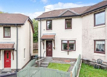 Thumbnail Semi-detached house for sale in Hawthorn Gardens, Busby, Glasgow