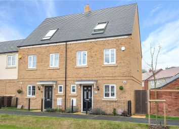 Thumbnail 3 bed semi-detached house for sale in Newland Avenue, Bishop's Stortford, Hertfordshire
