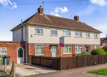 Thumbnail 3 bed semi-detached house for sale in Broadway, Loughborough