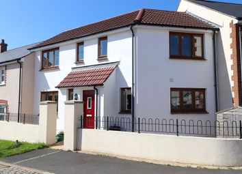 Thumbnail 3 bed terraced house for sale in Ackland Close, Shebbear, Beaworthy