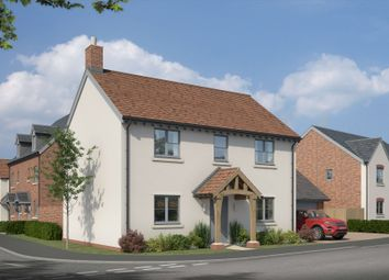 Thumbnail 4 bed detached house for sale in Gadbridge Road, Weobley