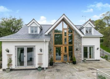 Thumbnail 3 bed detached house for sale in Llansannan, Denbigh, Conwy, North Wales