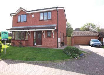 Thumbnail 4 bedroom detached house for sale in Heather Croft, West Bridgford, Nottingham