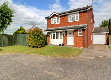 Thumbnail 4 bed detached house for sale in Micklesmere Drive, Ixworth, Bury St. Edmunds
