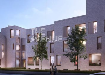 Thumbnail 1 bed flat for sale in The Avenue, Brondesbury Park, London