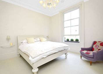 Thumbnail 3 bed flat to rent in Stafford Terrace, Phillimore Estate
