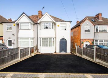 Thumbnail 3 bed semi-detached house for sale in Farren Road, Birmingham