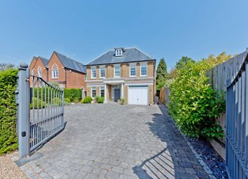 Thumbnail 5 bed detached house for sale in Fitzgerald Road, Boyle Farm, Thames Ditton