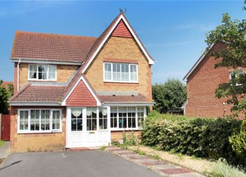 Thumbnail 4 bed detached house for sale in Kingfisher Drive, Wick, Littlehampton