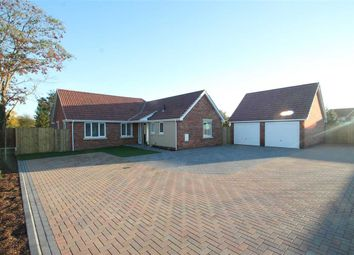 Thumbnail 4 bed bungalow for sale in Old Kirton Road, Trimley St. Martin, Felixstowe