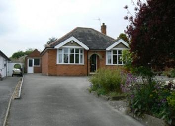 Thumbnail 3 bed detached bungalow to rent in High Street, Nettleham, Lincoln, Lincolnshire.