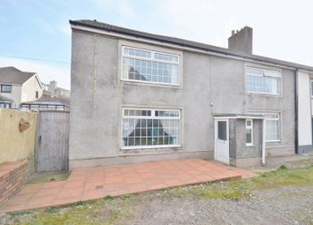 Thumbnail 3 bedroom semi-detached house for sale in North Side, Harrington, Workington