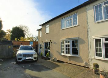 Thumbnail 4 bed semi-detached house for sale in Mills Road, Hersham, Walton-On-Thames