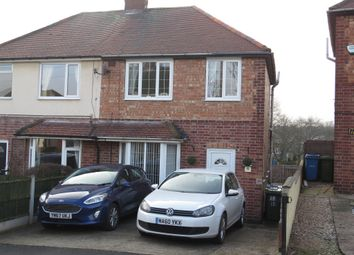 Thumbnail 3 bed semi-detached house for sale in Raines Park Road, Worksop