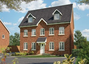 Thumbnail 5 bed detached house for sale in Duffet Drive, Winnersh