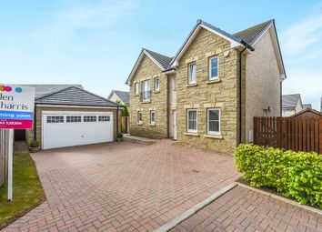 Thumbnail 5 bedroom detached house for sale in Chestnut Gait, Stewarton, Kilmarnock