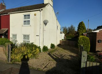 Thumbnail 2 bed end terrace house for sale in Main Road, Terrington St. John, Wisbech