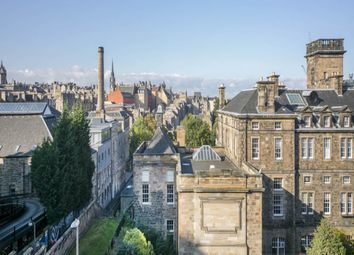 Thumbnail 2 bed flat to rent in Drummond Street, New Town, Edinburgh