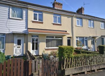 Thumbnail 3 bed terraced house for sale in Extended House, Maesglas Road, Newport